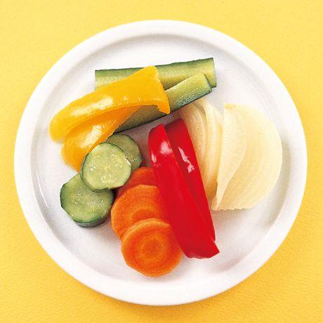 ミックスピクルス | 柳原るりさんの漬けものの料理レシピ | プロの簡単料理レシピはレタスクラブネット