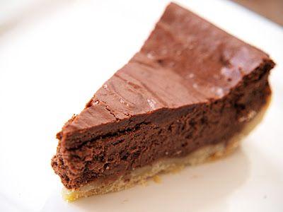 mia.s everyday stories: Chocolate Cheesecake.