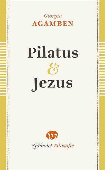 Pilatus en Jezus  ?ISBN: 9789491110207 Auteur: Pilatus en Jezus Titel: Giorgio Agamben Flaptekst: Wie is Pontius Pilatus de prefect van Judea voor wiens ogen de rechtszaak van Christus zich afspeelde eindigend in Zijn kruisiging? Een meedogenloze tiran of een angstige ambtenaar die zich laat overhalen door de Sanhedrin om een man die hij onschuldig acht te veroordelen? Een ongerijmd onbelangrijk personage of zoals Nietzsche omschrijft de 'enige figuur in het Nieuwe Testament die respect…