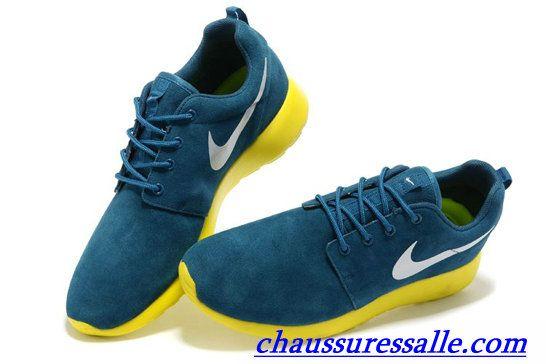 Vendre Pas Cher Chaussures nike roshe run id Homme H0006 En Ligne.