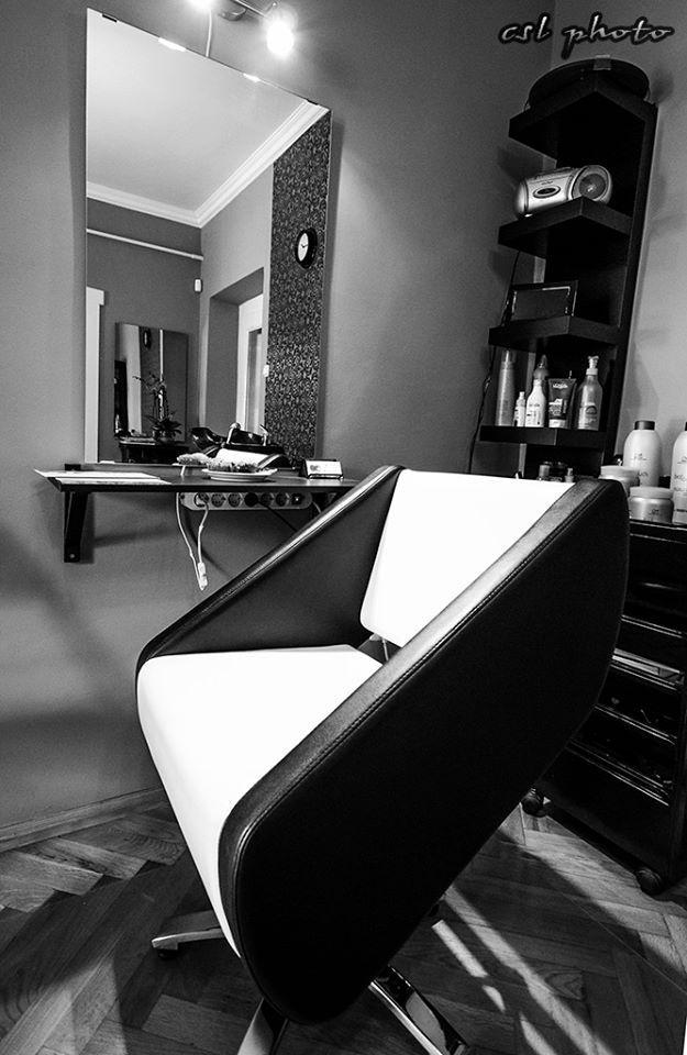 A fodrász széke!