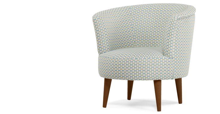 Lulu ronde stoel, geweven honingraat 469EUR