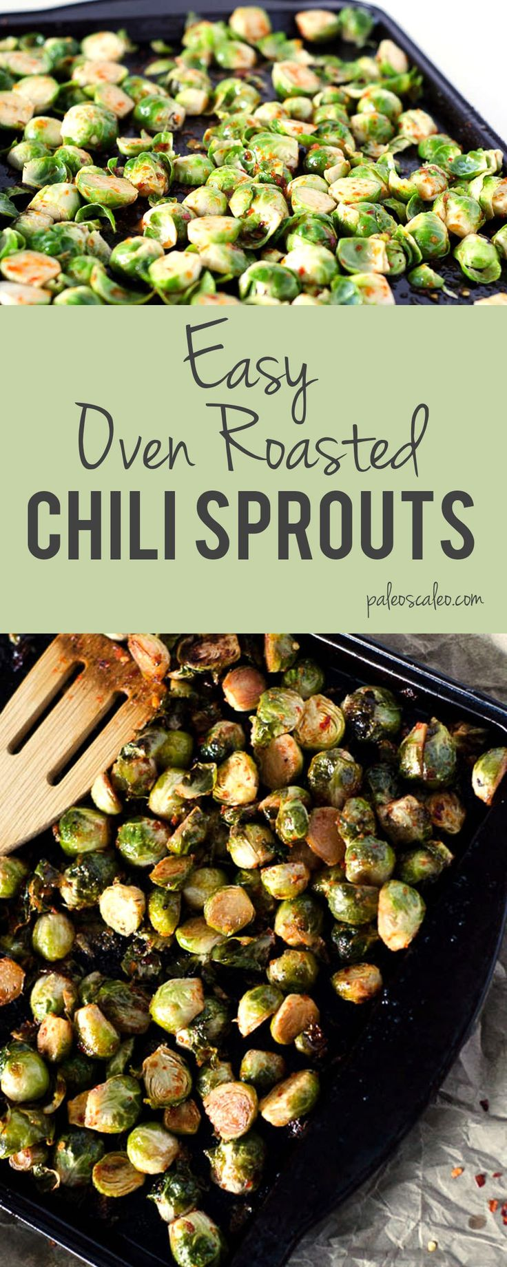 Hf ideas parrillas y asados - Chili Roasted Brussel Sprouts