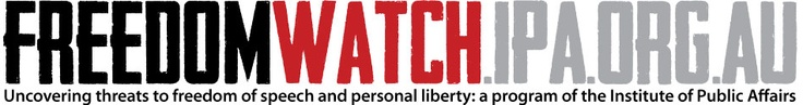 Freedomwatch - Great resource for rule of law examples and freedom of speech