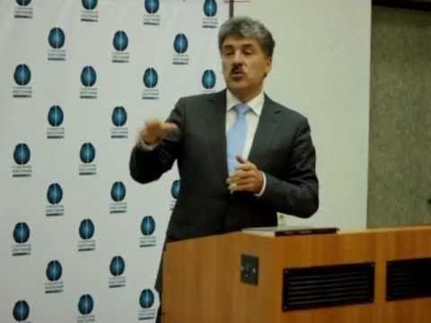 Павел Грудинин. Лекция 11 (27.11.2012)