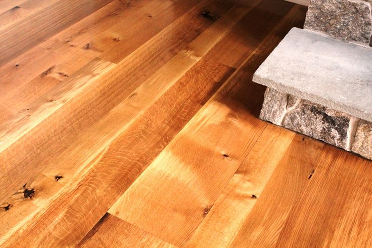 Five Things You Should Know When Choosing Wide Plank Wood Flooring