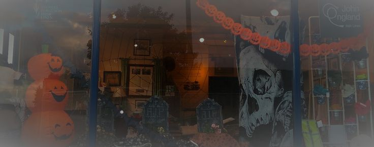 Our shop is Halloween ready.. are you?