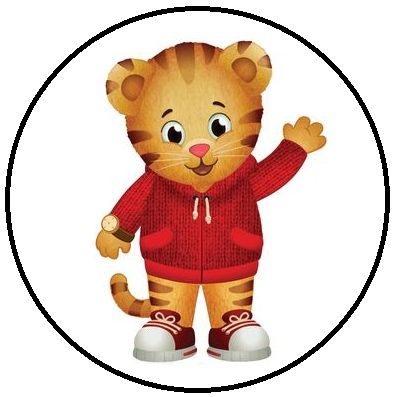 250 best Daniel Tiger Printables images on Pinterest | Anniversary ...