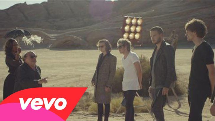 "Pin for Later: The 7 Stages of Crushing On One Direction in Their New Video Watch One Direction's ""Steal My Girl"" Music Video"