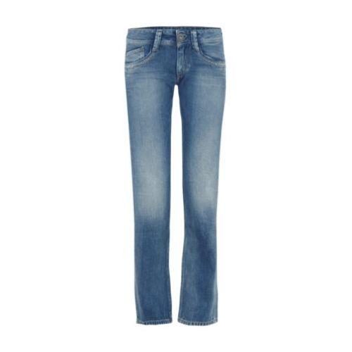 PEPE JEANS Pepe Jeans 5-Pocket-Jeans im Bleached Look Damen Hose NEU