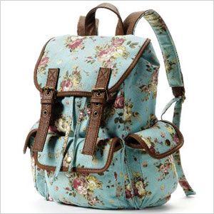 Cute backpack <3