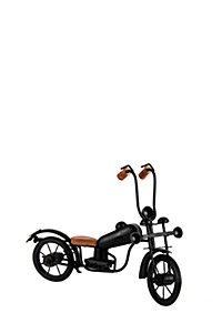 METAL AND WOOD MOTORBIKE