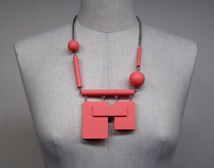 anu samarüütel cubist necklace - www.anuworld.co.uk