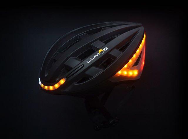 Lumos Işıklı Bisiklet Kaskı