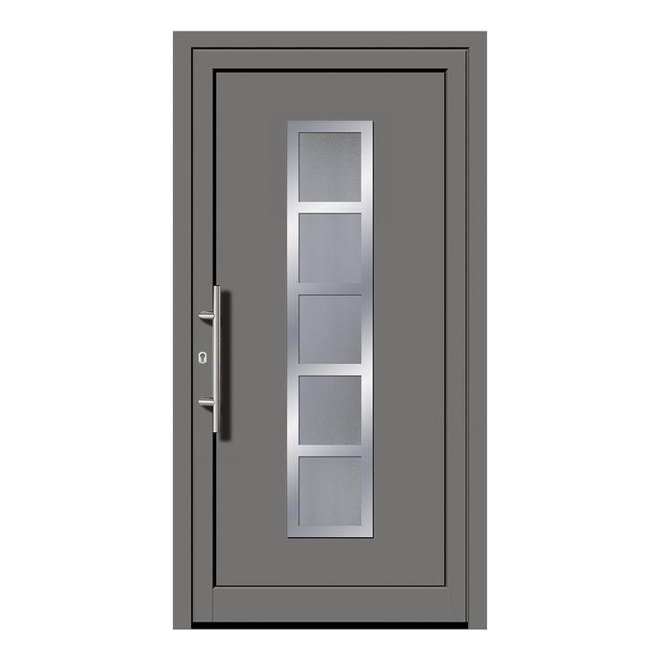 haust r grau t ren pinterest. Black Bedroom Furniture Sets. Home Design Ideas