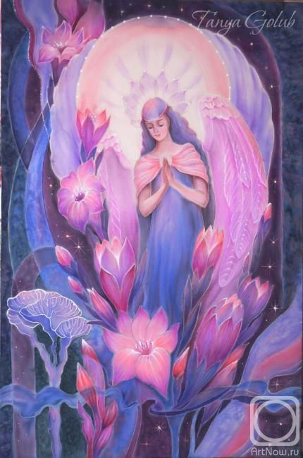 Голубь Татьяна. Ангел молитвы