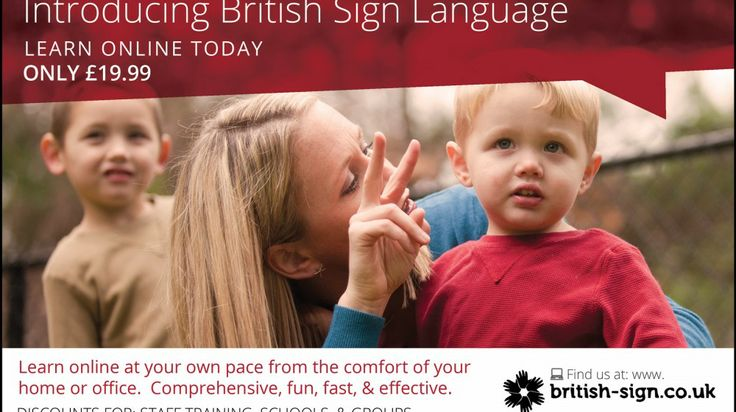 British Sign Language – Learn BSL Online – Sign Language Course & Dictionary