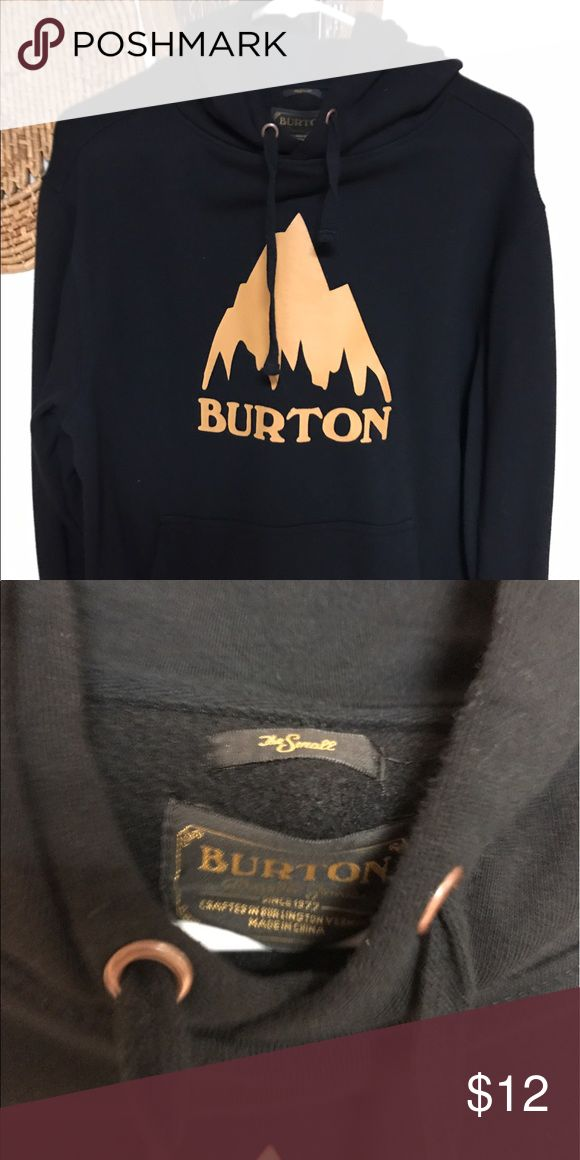 Burton Hoodie (Size Small) Excellent condition! Burton Shirts Sweatshirts & Hoodies
