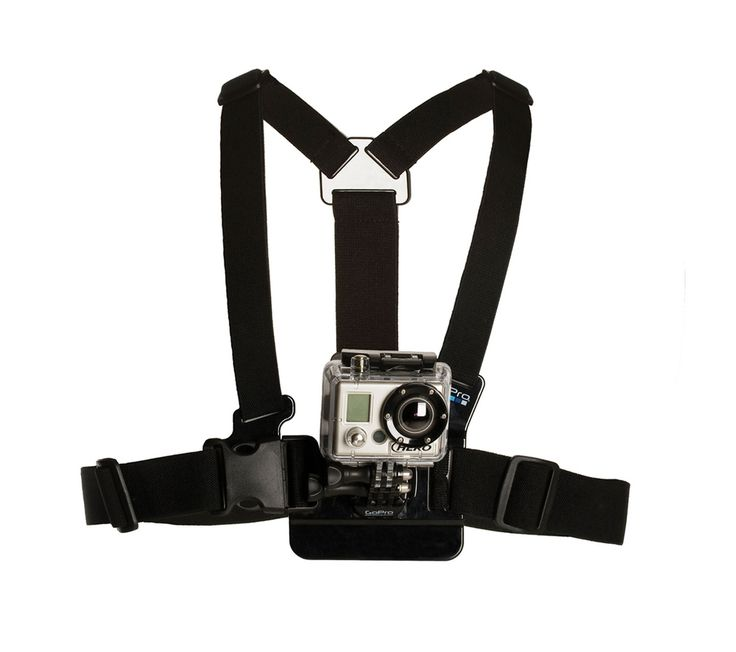 Get the best from your chest!  The GoPro GP2002 Chest Mount Harness allows you to take your HD HERO camera filming to the extreme.