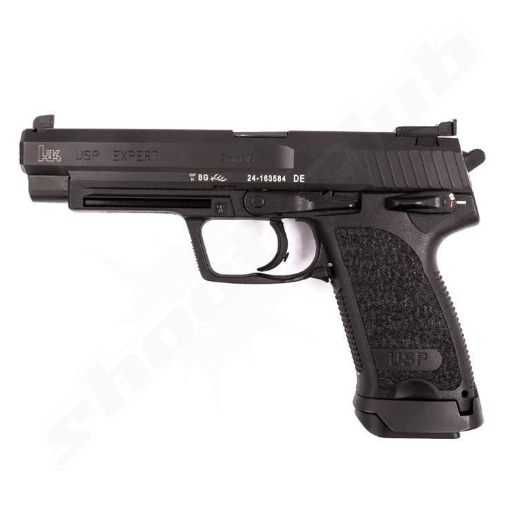 Heckler & Koch USP Expert im Kaliber 9mm Luger