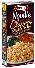 Copycat Kraft Noodle Classics Savory Chicken Recipe..... I LOVED this when I was a kid.