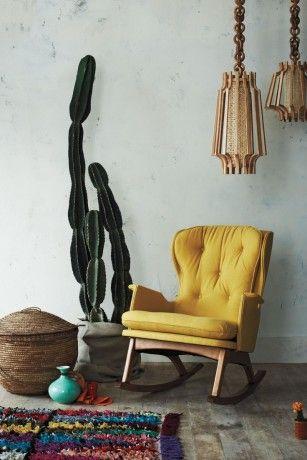 Mosterdgeel: een kleur met een warm retro gevoel Roomed   roomed.nl