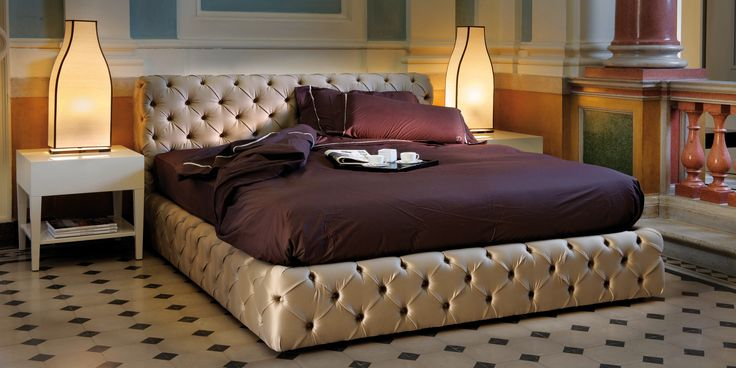 -DOM Edizioni- #bed #emanuel #style #luxury #architecture #furniture #interiordesign