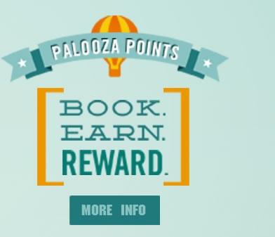 hotelpalooza points book earn rewards,