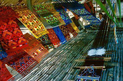 Yakan Weaving Village @ Zamboanga..