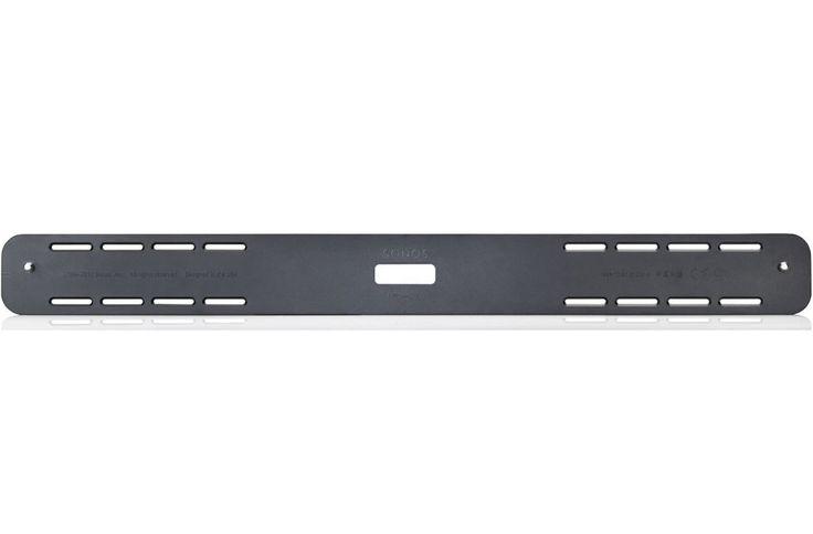 Sonos PLAYBAR muurbeugel  Description: Sonos PLAYBAR Wall Mount Kit Deze Sonos Wall Mount Kit biedt een gemakkelijke en solide wandmontage-oplossing voor de Sonos Playbar. Deze muurbeugel plaats je horizontaal boven of onder je televisie en is geschikt voor elk soort wand. Muurbeugel voor de Sonos PLAYBAR Eenvoudig op elk soort wand te bevestigen Veilig en solide Voor horizontale plaatsing boven of onder je tv  Verpakking: Montagebeugel 6 schroeven 6 pluggen waterpas sjabloon…