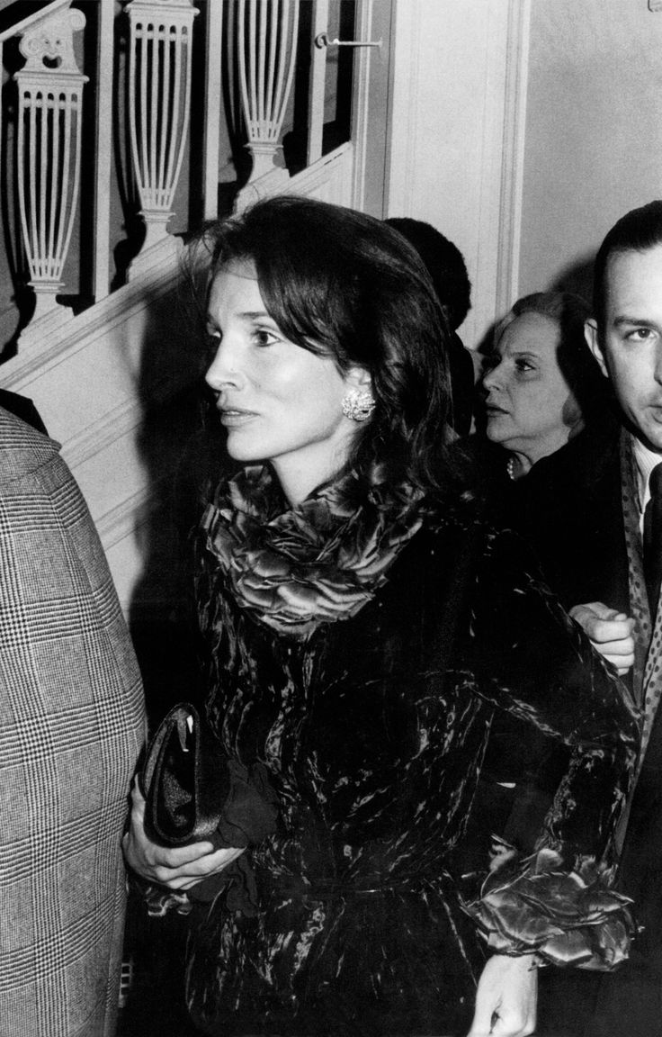 23 best images about Iconic Muse: Lee Radziwill on ...