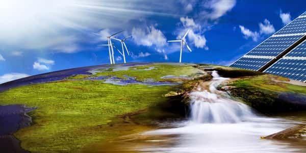 بحث حول الطاقة المتجددة وفوائدها وأهم استخداماتها في حياتنا Renewable Energy Green Business Ideas Save The Planet