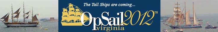 Don't miss out on OpSail 2012!  Tall Ships will parade through Thimble Shoal Channel of the CBBT on June 8...visit cbbt.com for more information about prime viewing opportunities!