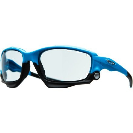 black and blue oakley sunglasses wseu  Oakley Jawbone Sunglasses Polished Sky Blue/Grey  Wearin' on me   Pinterest  Oakley, Metals and Sunglasses