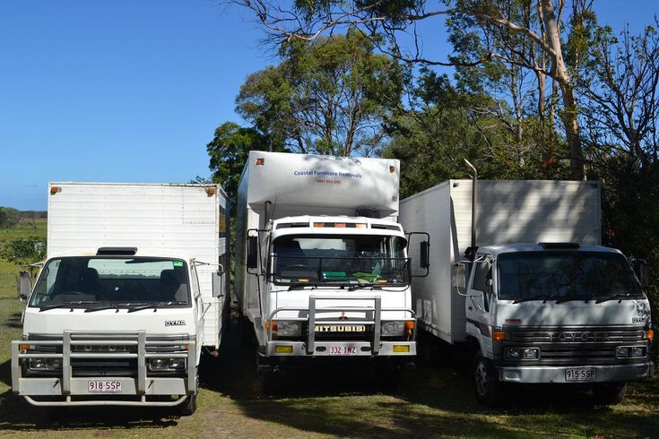 brisbane local freight Gold Coast Transport Trucks