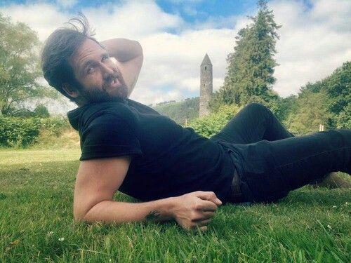 Will Farquarson #bastille #beard