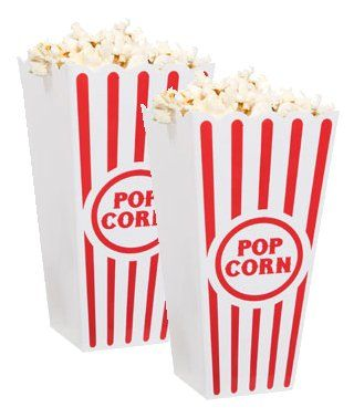 Plastic Popcorn Containers - Set of 4 Ifavor123 http://www.amazon.com/dp/B001O2DZ8C/ref=cm_sw_r_pi_dp_aAyWtb009C2K2R2B