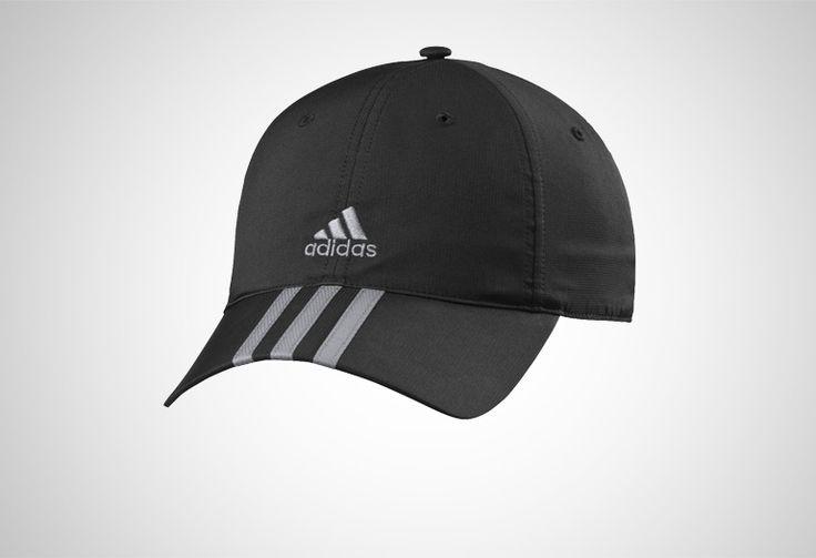 #Adidas CL 3 Stripes 6 Panel Cap - lekka i wygodna czapka z daszkiem dla każdego biegacza. Wykonana z sześciu paneli,dzięki czemu odpowiednio dopasowuję się do kształtu głowy. Idealnie nadająca się do treningów ogólnorozwojowych, również w ciepłe dni dzięki ochronie przed promieniami UV. #czapki #climalite #wiosnalato2014 #meskie #damskie #unisex