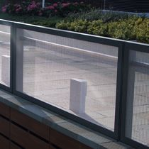 16 Best Banker Wire Mesh Exterior Railing Images On