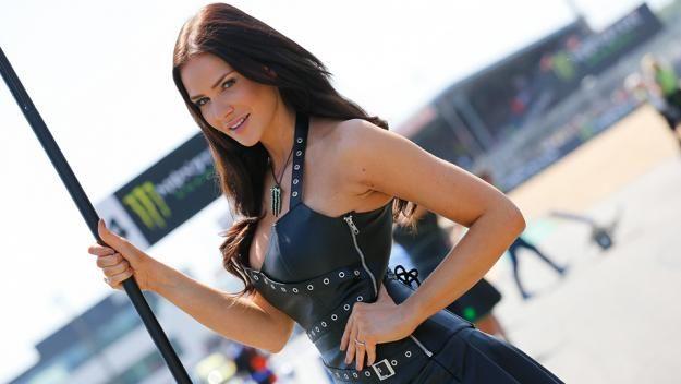 Paddock Girl MotoGP - INDOSPORT.com