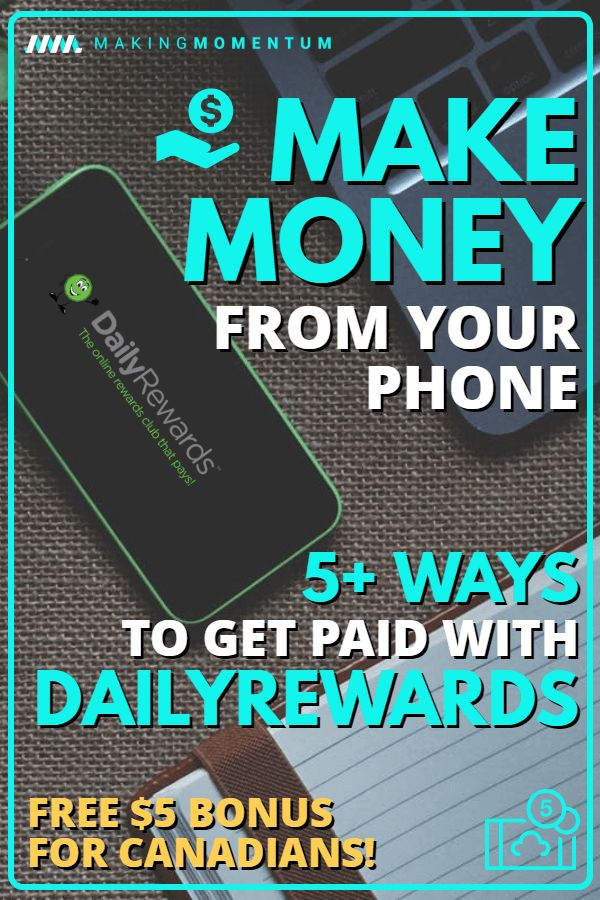 DailyRewards Review Canada: Legit Surveys To Make Money Online – Make Money from Home