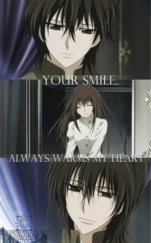 Together forever vampire knight