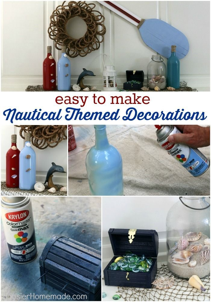 Nautical Themed Decorations Beach Summer Themed Appreciation