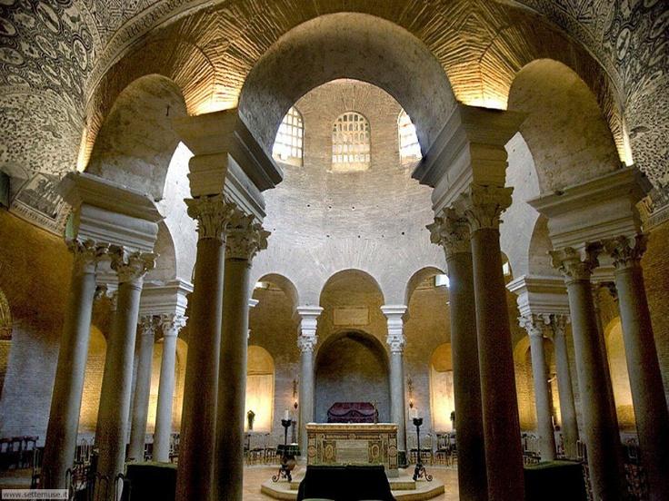 Il mausoleo di Santa Costanza