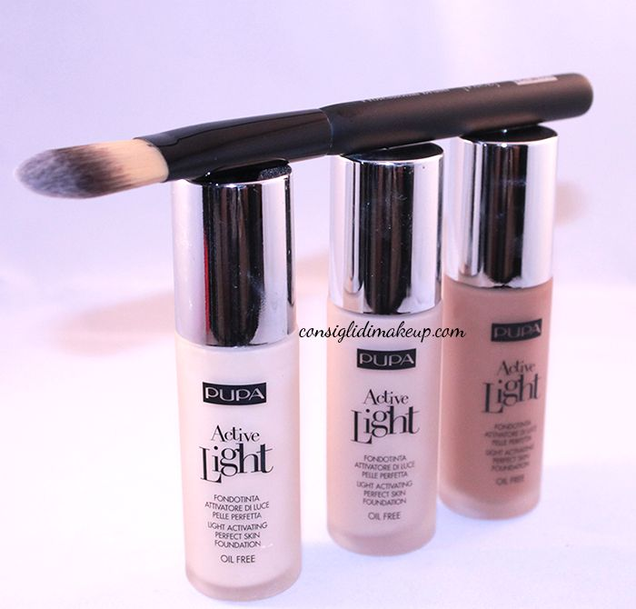 Consigli di Makeup: Review: Active Light Fondotinta Attivatore Di Luce...