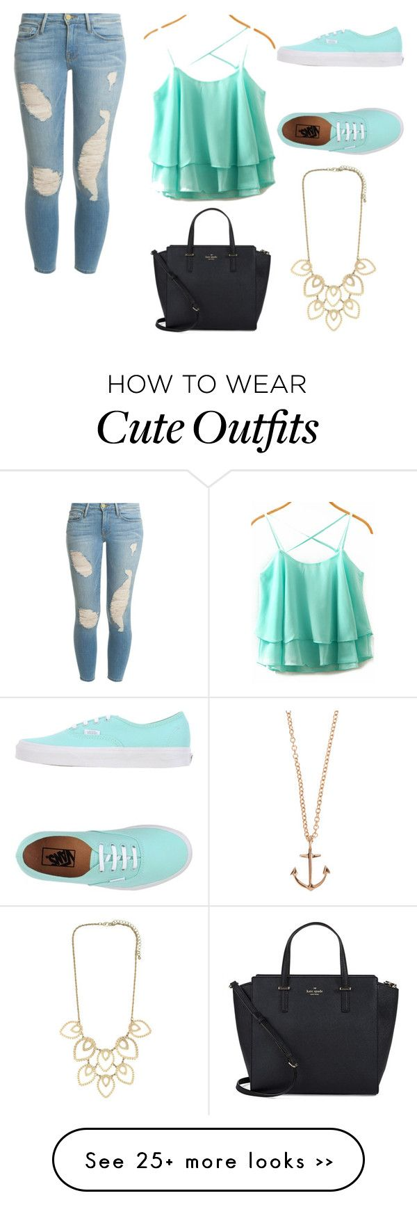 """""""Cute weekend outfit"""" by madz137 on Polyvore"""