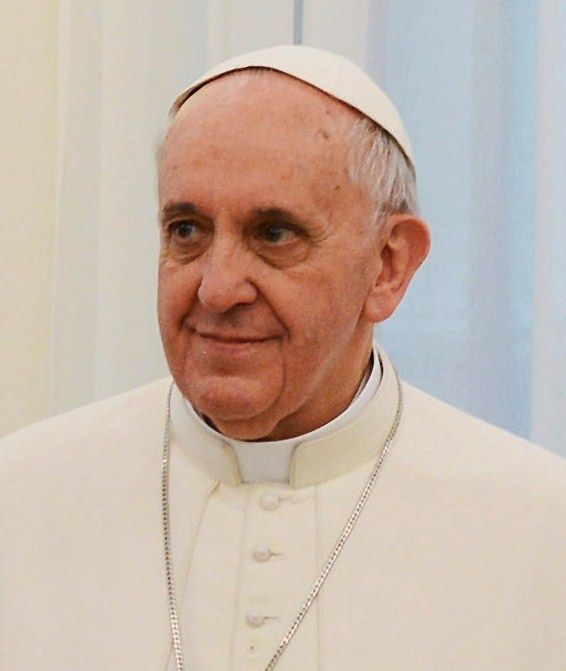 Pope Francis: 'Union of Man and Woman in Marriage' is 'Fundamental' For 'Whole Societies' | CNS News