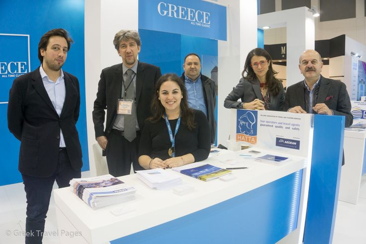 Travel Agents See High Interest for Greece at ITB 2016