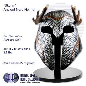 'Skyrim' Ancient Nord Helmut