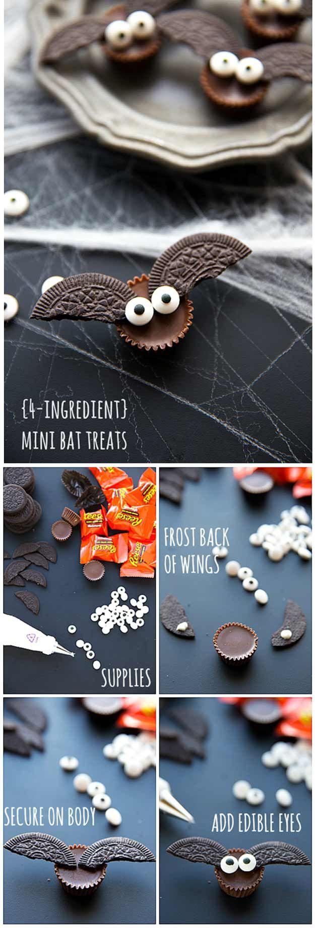 21 Spooky Halloween Dessert Ideas